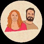 Cora Gamarnik y Luciano Debanne