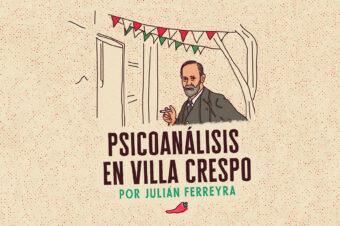 PSICOANÁLISIS EN VILLA CRESPO