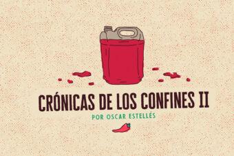 CRÓNICA DE LOS CONFINES II