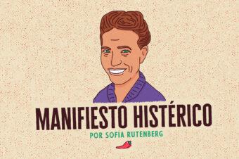 MANIFIESTO HISTÉRICO