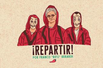 ¡REPARTIR!