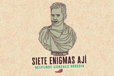 SIETE ENIGMAS (Gonzalo Heredia)
