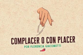 COMPLACER O CON PLACER