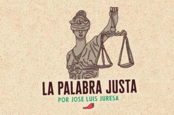 LA PALABRA JUSTA