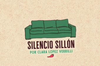 SILENCIO SILLÓN