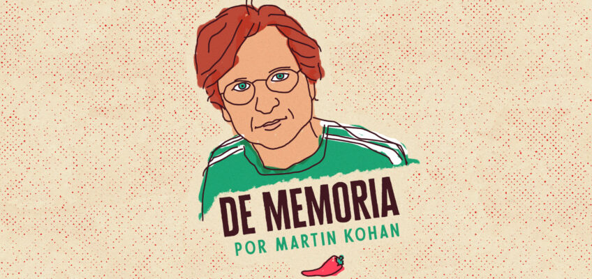DE MEMORIA