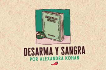 DESARMA Y SANGRA