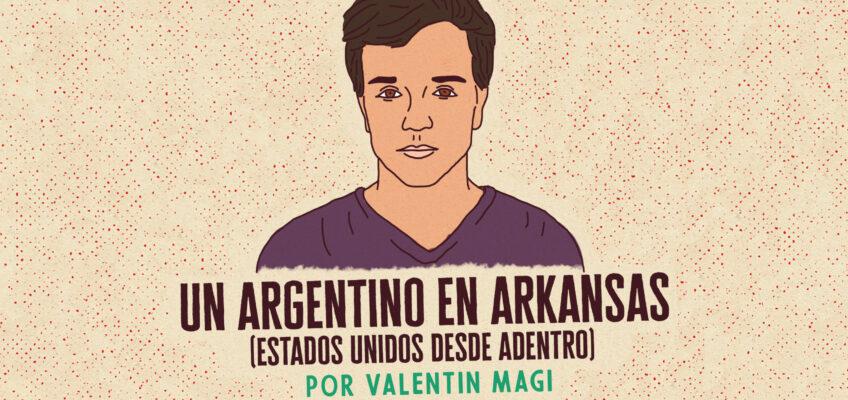 UN ARGENTINO EN ARKANSAS