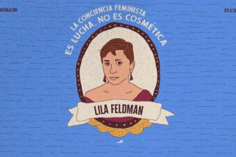 LA CONCIENCIA FEMINISTA ES LUCHA, NO ES COSMÉSTICA