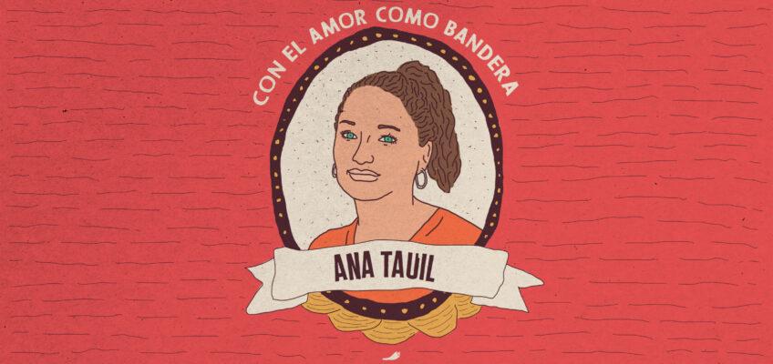CON EL AMOR COMO BANDERA